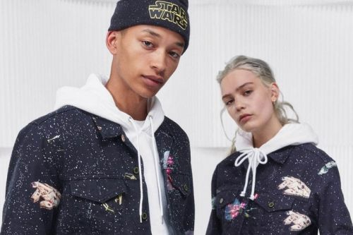 Levi's Delivers Galactic Prints for 'Star Wars: The Rise of Skywalker' Collaboration