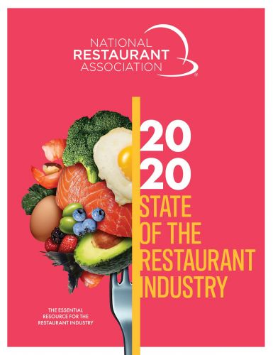 National Restaurant Association Releases 2020 State of the Restaurant Industry Report