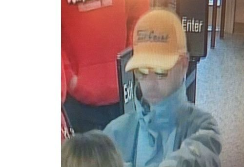 Police investigating Trenton bank robbery