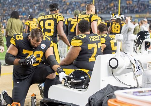 New coach Shaun Sarrett tasked with keeping Steelers line among NFL's best