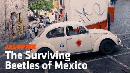 Mexico's Volkswagen Beetles Don't Know When To Quit