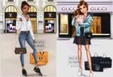 The Disney Princesses Look Impossibly Chic Reimagined as Modern-Day Fashionistas