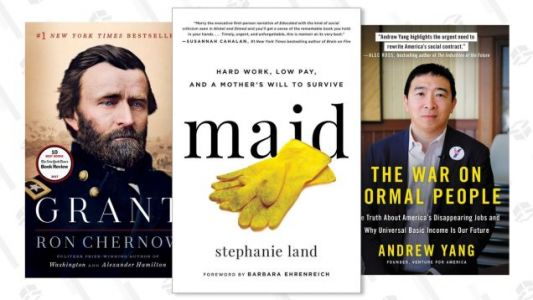 This Sunday's Kindle Sale Is Full Of Cheap Nonfiction Books