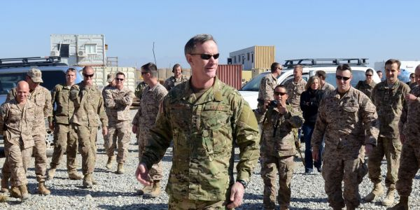 Legendary Navy SEAL Bill McRaven followed his viral Trump rebuke by resigning from a top Pentagon panel