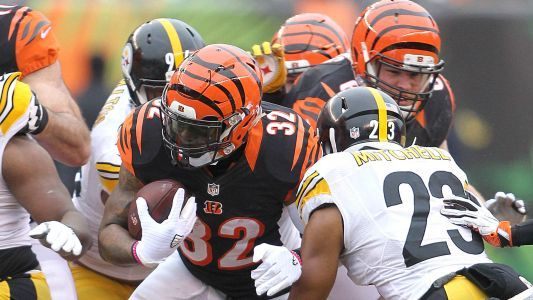 NFL free agent rumors: Patriots signing RB Jeremy Hill