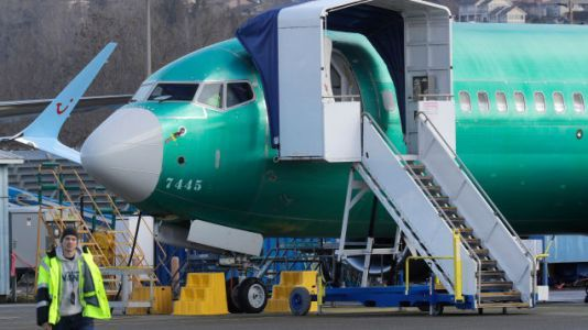 Boeing's Grounded 737 Max Fiasco Leads American Airlines to Cancel 90 Flights Per Day Through April