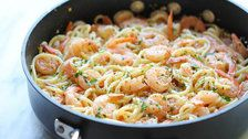 Why Shrimp Scampi Has Been On America's Mind All Week