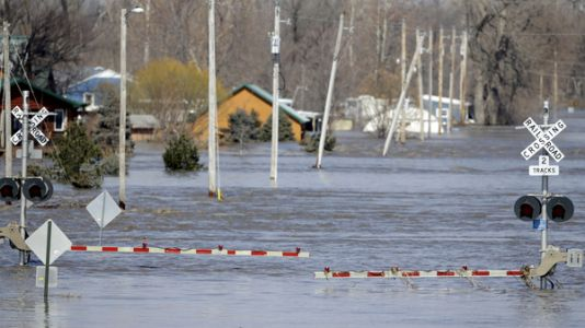 Nebraska Floods: 74 Cities, 65 Counties Declare State of Emergency