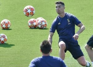 After injury, Ronaldo in Juventus squad for match at Ajax