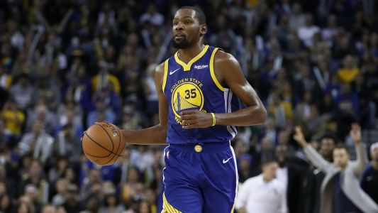 Warriors score NBA record 51 points in first quarter vs. Nuggets
