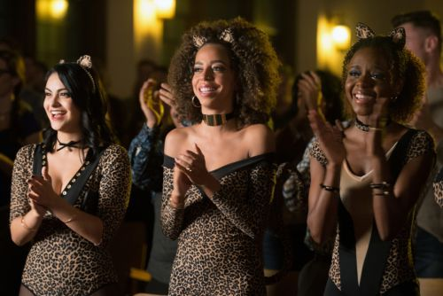 Haley Law's Ex Called Her Natural Hair 'Gross.' Now She Wears It with Pride on 'Riverdale'