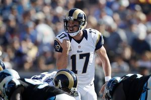 A year after Rams QB switch, Goff faces Keenum's Vikings