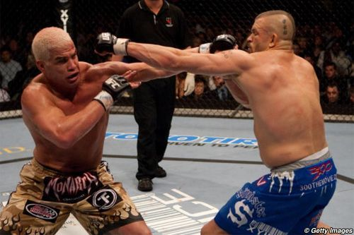 Chuck Liddell: 'Mental midget' Tito Ortiz still fears me after all these years