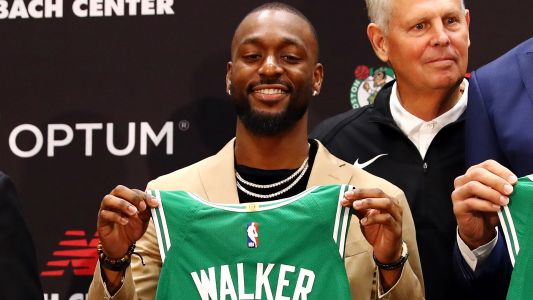 Kemba Walker will 'forever love' Michael Jordan