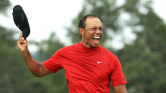 Masters 2019: Tiger Woods' comeback win makes Twitter go wild