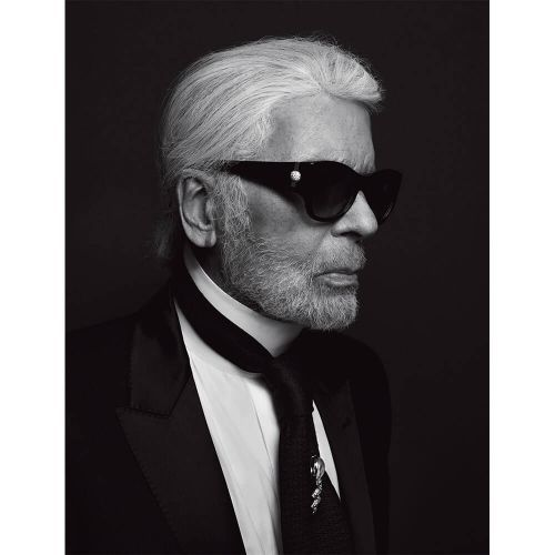 From Issue Two of 10+: A Tribute to Karl Lagerfeld, As Remembered by His Friends and Colleagues