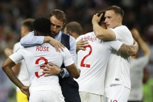 All those oh, so nears and more for England at World Cup