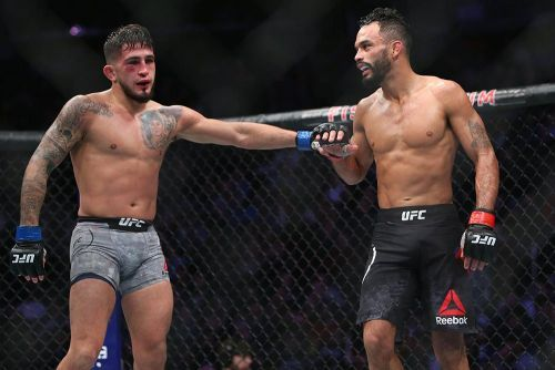 Rob Font: Size made difference against Sergio Pettis at UFC on FOX 31