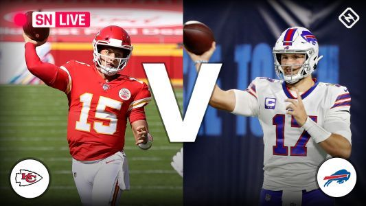 Chiefs vs. Bills live score, updates, highlights from NFL's Monday night football game
