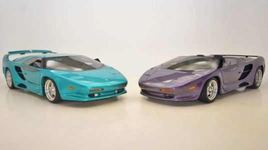 Bankroll Vector's Next Car by Buying These Two Avtech WX3 Prototypes for $3.5 Million