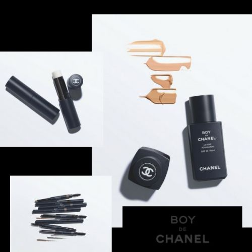 Chanel Is Launching Boy de Chanel, a Makeup Line for Men