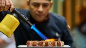 New All-You-Can-Eat Sushi Menu at Four Seasons Hotel Cairo at The First Residence