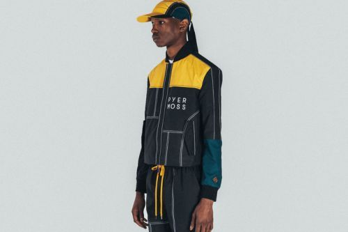 Pyer Moss & Hennessy Debut Cyclist-Indebted Clothing Line