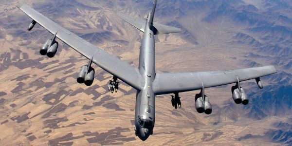 Rolls-Royce wants to build a new engine for the B-52 Stratofortress