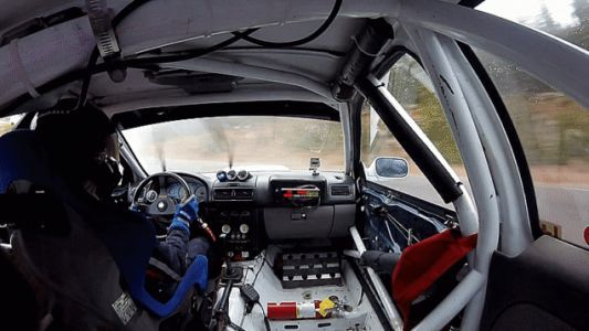 This Year's Last Full Run Of Pikes Peak Was A Wild Ride Through Hail, Fog And Snow