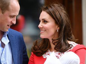 It Turns Out That There Was A Sentimental Meaning Behind The Royal Baby Blanket