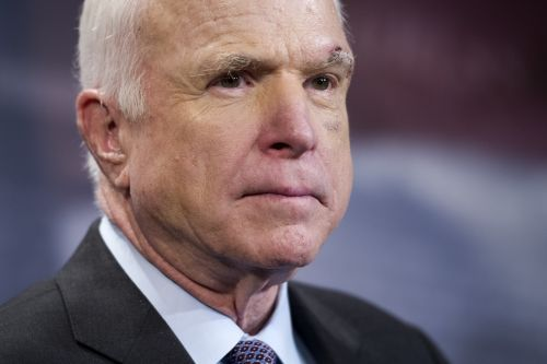 Defense bill named after McCain to give service members largest pay increase in 9 years