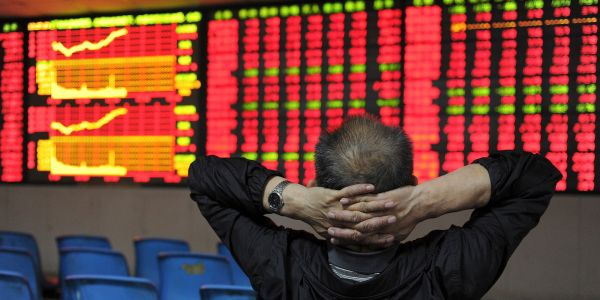 The stock market's 'secret medication for longevity' has vanished - and that leaves it highly vulnerable to a meltdown
