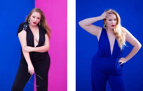 Curvy Model Alice Miller tells all about the Plus-Size Industry