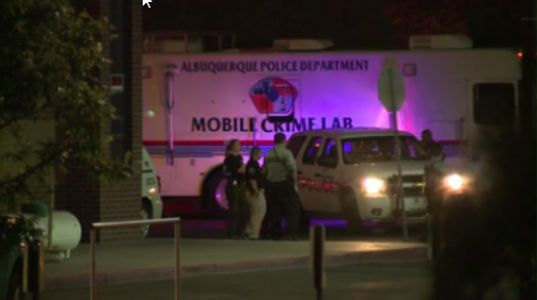 Man shot and killed in Albuquerque parking lot