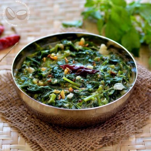 Keerai Kootu | Spinach Recipes