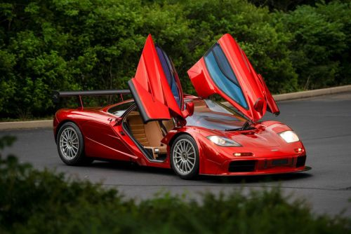 RM Sotheby's Listed This Ultra-Rare McLaren F1 Through Its New Private Sales Division