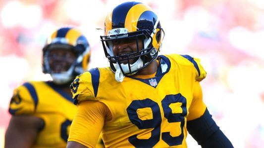 Aaron Donald's accuser, attorney offer apologies after video appears to clear Rams star