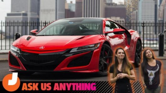 The Worst Part Of The 2019 Acura NSX Is Its Name