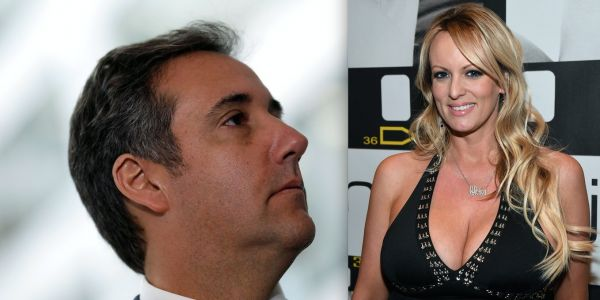The porn star Stormy Daniels believes she is now free to discuss her alleged sexual encounter with Trump