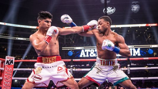 The good, the bad and the dirty in the week of boxing: From Errol Spence Jr.'s brillance to bad sportsmanship