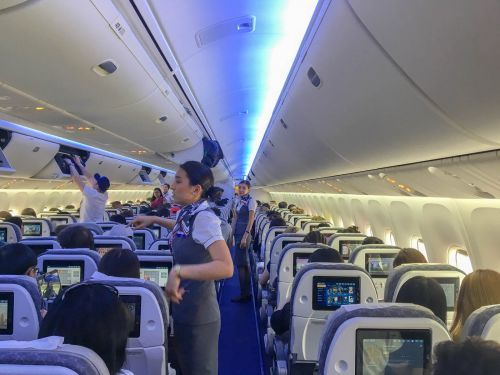 One of the best airlines in the world is one you've probably never heard of - here's what it's like to fly Air Astana