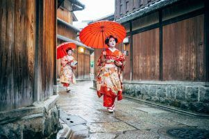 Geisha photography banned by Kyoto