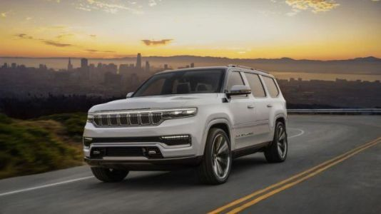 The New Jeep Wagoneer Reportedly Boasts An Amazon Fire TV