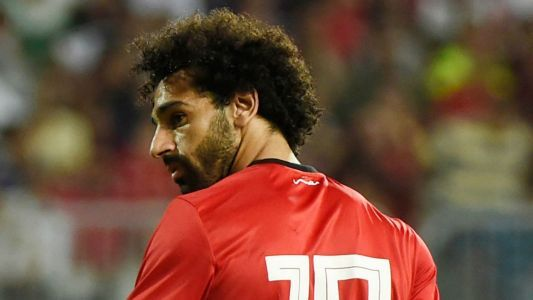 Salah returns to Liverpool for treatment after limping out of Egypt clash