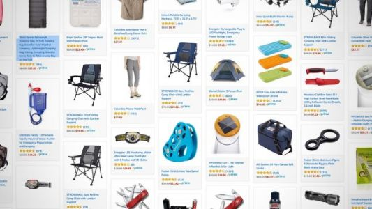 There's Something For Everyone In Amazon's One-Day Camping Sale