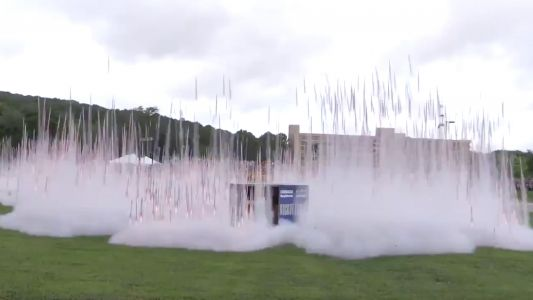 Watch Space Camp Launch Nearly 5,000 Model Rockets for Apollo 11