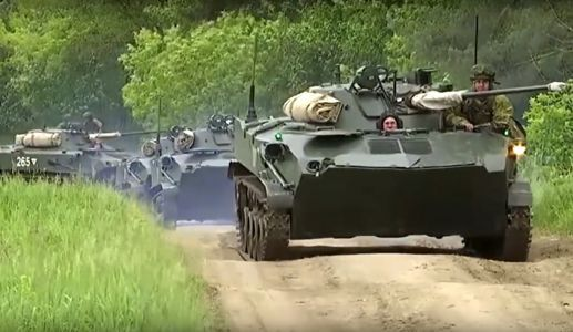 Russia warns that massive war games with China are going to be a regular thing as both countries confront the US