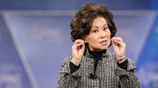 Elaine Chao's Excuse For Using the DOT As Her Father's Personal PR Agency: I'm Asian!