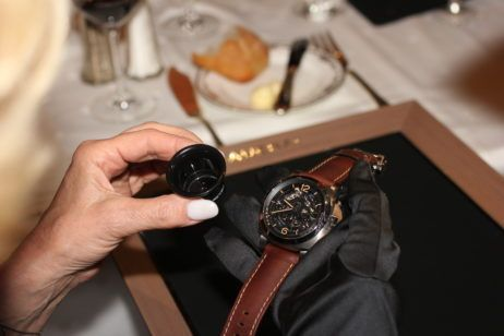 Panerai Unveils the Anticipated L'Astronomo Luminor 1950 Tourbillon During a Dinner with Elite Traveler