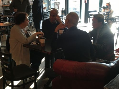 Amid 2020 speculation, Booker visits New Hampshire